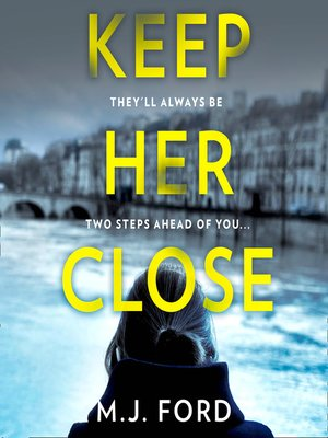 cover image of Keep Her Close