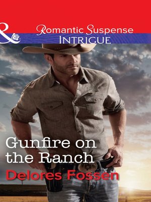cover image of Gunfire On the Ranch