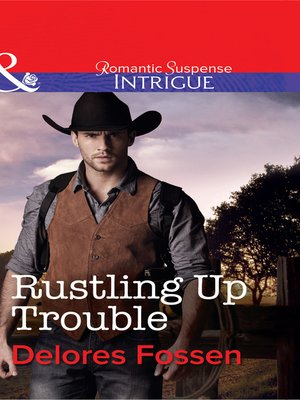 cover image of Rustling Up Trouble