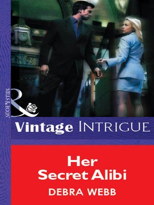 cover image of Her Secret Alibi