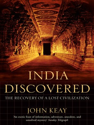 cover image of India Discovered