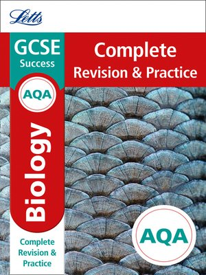 cover image of AQA GCSE 9-1 Biology Complete Revision & Practice