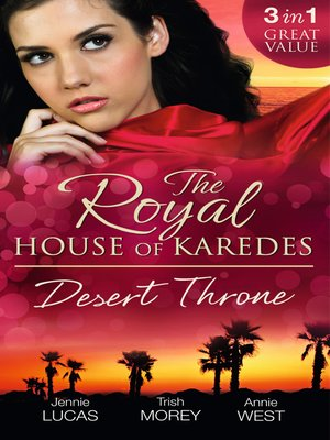 cover image of The Royal House of Karedes