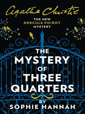 cover image of The Mystery of Three Quarters
