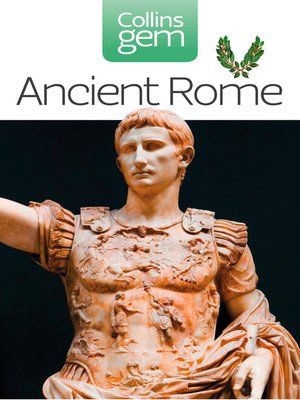 cover image of Ancient Rome (Collins Gem)
