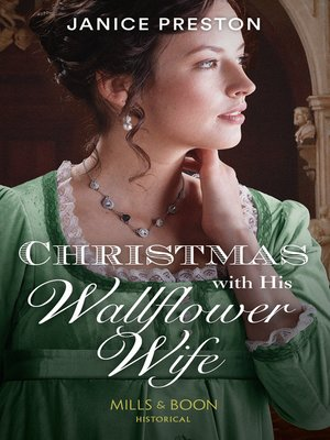 cover image of Christmas With His Wallflower Wife