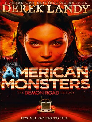 cover image of American Monsters