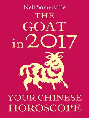 cover image of The Goat in 2017