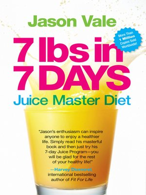 cover image of 7lbs in 7 Days Super Juice Diet