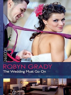 cover image of The Wedding Must Go On