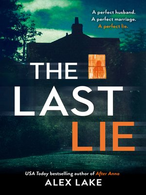 cover image of The Last Lie