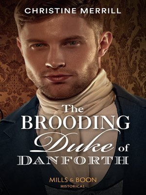 cover image of The Brooding Duke of Danforth