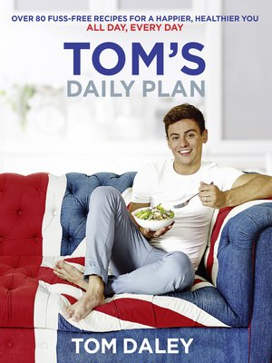 cover image of Tom's Daily Plan