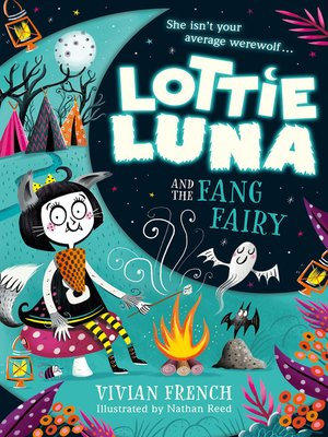 cover image of Lottie Luna and the Fang Fairy