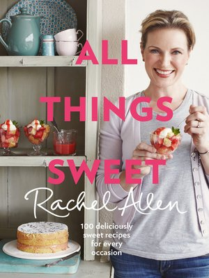cover image of All Things Sweet