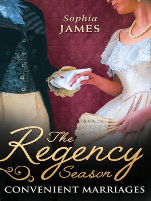 cover image of The Regency Season