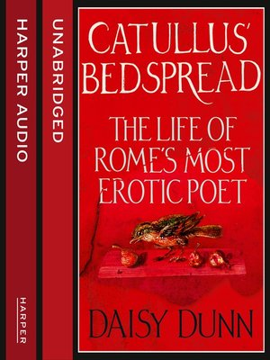 cover image of Catullus' Bedspread