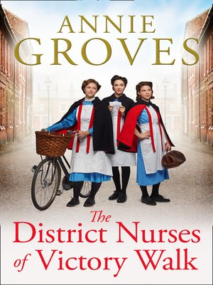 cover image of The District Nurses of Victory Walk