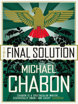 cover image of The Final Solution