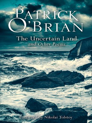 cover image of The Uncertain Land and Other Poems