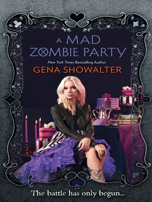 cover image of A Mad Zombie Party