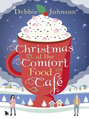 cover image of Christmas at the Comfort Food Cafe