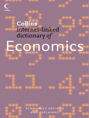 cover image of Economics