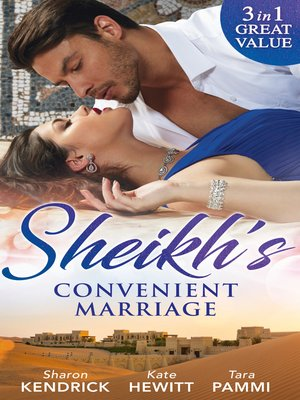 cover image of Sheikh's Convenient Marriage