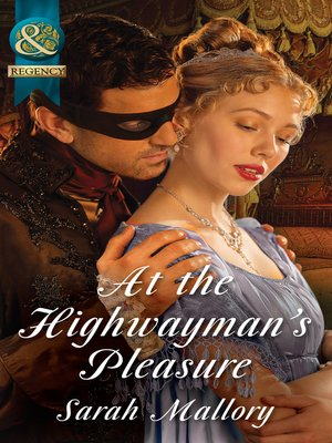 cover image of At the Highwayman's Pleasure