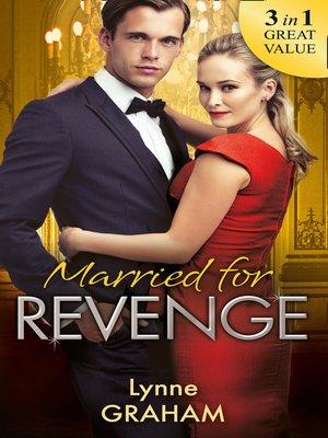 cover image of Married For Revenge