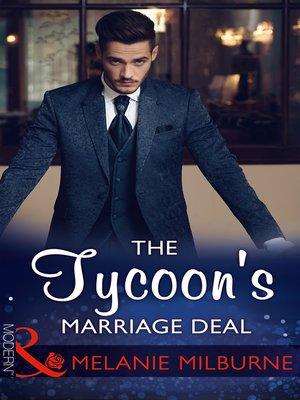 cover image of The Tycoon's Marriage Deal