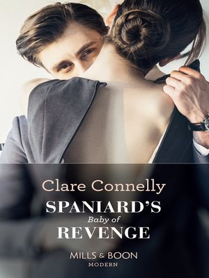 cover image of Spaniard's Baby of Revenge