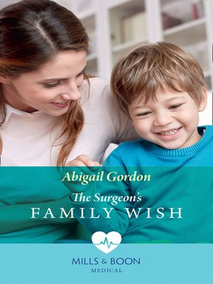 cover image of The Surgeon's Family Wish