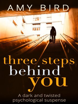 cover image of Three Steps Behind You