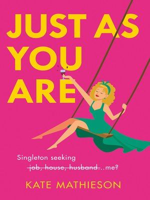cover image of Just As You Are