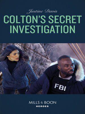cover image of Colton's Secret Investigation