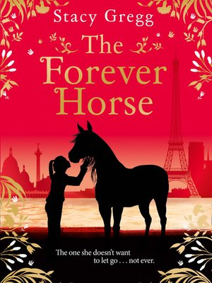 cover image of The Forever Horse