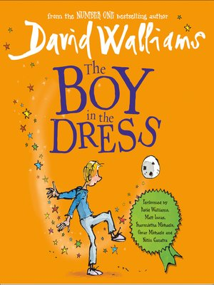 cover image of The Boy In the Dress