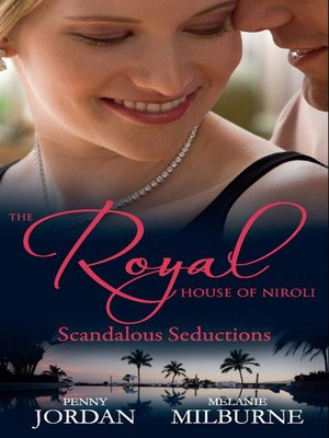 cover image of The Royal House of Niroli: Scandalous Seductions