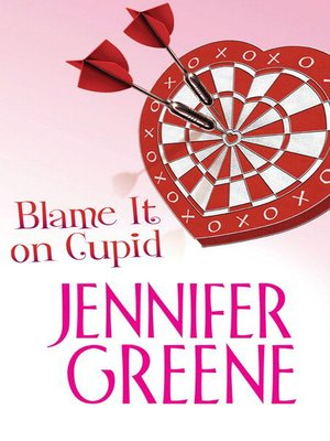 cover image of Blame It on Cupid