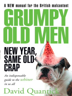 cover image of Grumpy Old Men