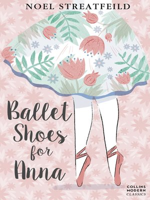 cover image of Ballet Shoes for Anna