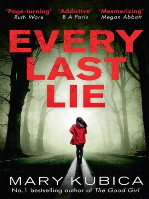cover image of Every Last Lie