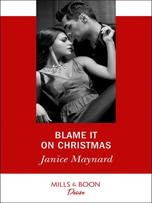 cover image of Blame It On Christmas