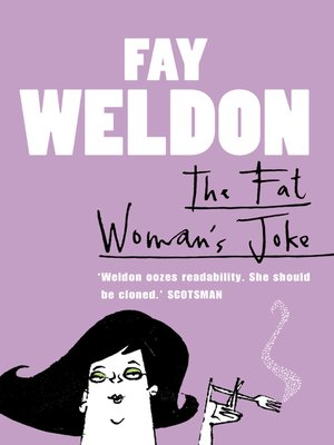 cover image of The Fat Woman's Joke