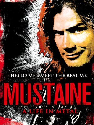 cover image of Mustaine