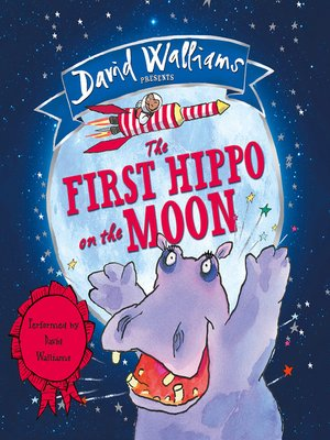 cover image of The First Hippo on the Moon