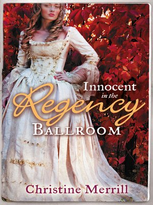 cover image of Innocent in the Regency Ballroom