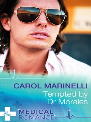 cover image of Tempted by Dr Morales