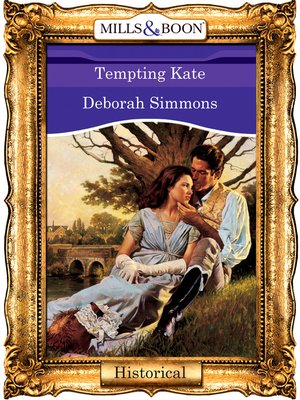 cover image of Tempting Kate